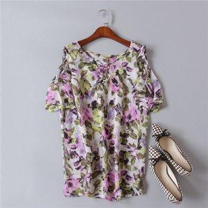 Легкая блузка 48 р