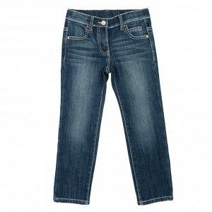 Продам джинсы на флисе для девочки 110р.