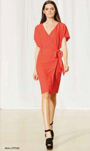 Красное платье. Италия