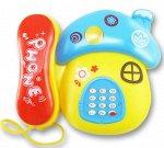 Телефон с подсветкой