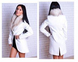 ЛК09 Женское пальто Фрак
