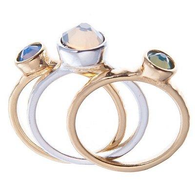 Любимые украшения от бренда Sеlena — Кольца — Кольца бижутерия