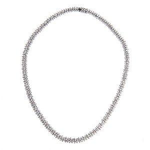 10089641 Колье Diamond - Бижутерия Selena