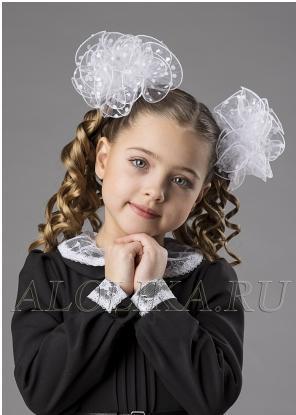 Воротник и манжеты для школьного платья Одноклассница