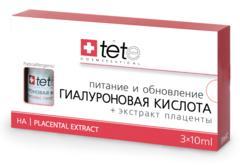 Гиалуроновая кислота + экстракт плаценты,Tete
