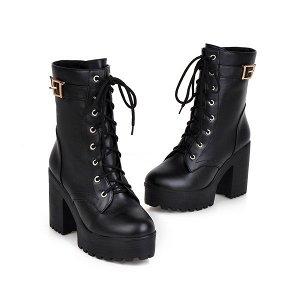 Отличные осенние ботиночки