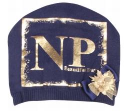 Шапка классик NP принт