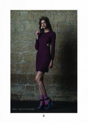 Платье Италия цвет вино.