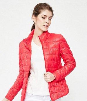куртка (цвет: красный)