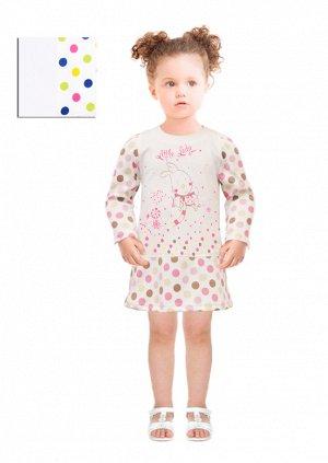 Платье Разноцветный Калейдоскоп