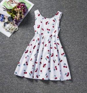 Платье отличное в детский сад или на лето!
