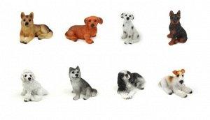 Собака Размер приблизительно 2*3 см. Нумерацию ведем, начиная с верхнего ряда и слева направо.
