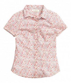Новая рубашка H&M р.44