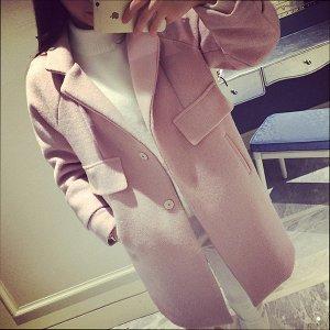 Розовый пиджачек