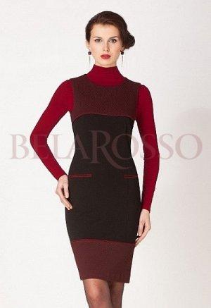 Комплект платье+водолазка 48-50 размер