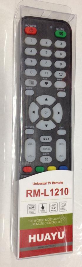 Универсальный пульт для TV RM-L12010
