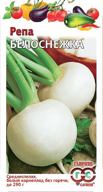 Семена «ГАВРИШ» в наличии, огромный ассортимент — РЕПА — Семена овощей