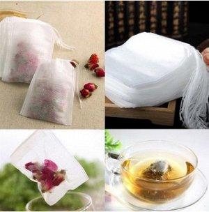 Фильтр-пакеты для чая и кофе 1уп/100шт