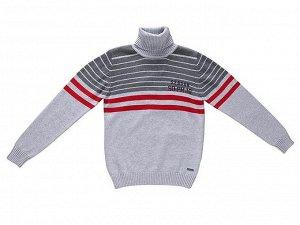 Уютный свитер для мальчика, рост 134, Сладкие ягодки.
