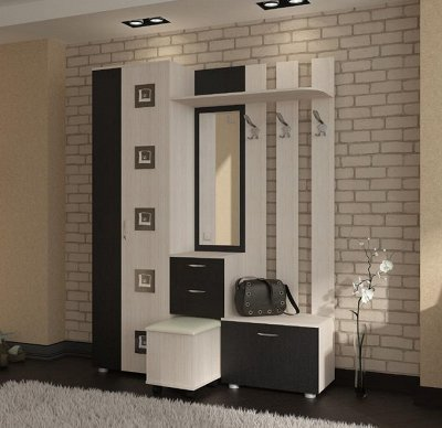Удобные модули для детской, гостиной, кухни и др. — Прихожие! Удобные модули! — Мебель