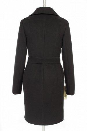 *Пальто женское. Цвет Черный