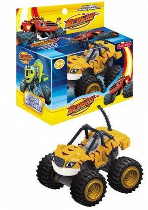 Л Рык: машинка тигр
