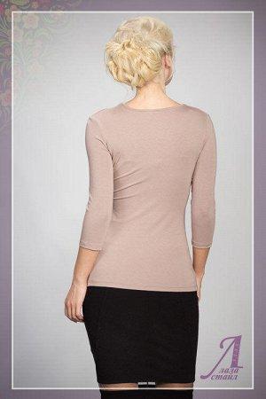 *Блуза. Цвет Охра