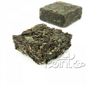 Чай Пуэр с мятой