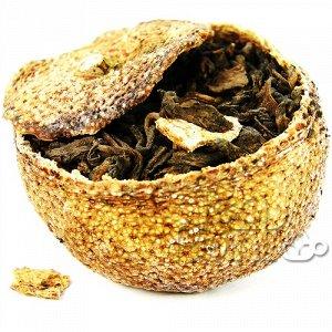 Чай Пуэр в Мандарине