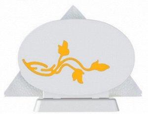 Салфетница Салфетница ОРАНЖЕВЫЙ. Изящный аксессуар с ажурным рисунком прибавит сервировке оригинальность и красоту. Отличается вместительностью и устойчивостью. Удобна для фигурной укладки салфеток. Б
