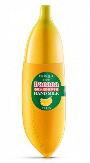 Крем для рук банан.