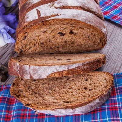 Смеси для выпечки Пудовъ — Пшенично-ржаной хлеб — Хлеб, тосты, лаваш