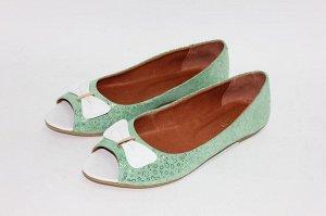Очень красивые туфельки,натуральная кожа,Цена ниже СП!!!!