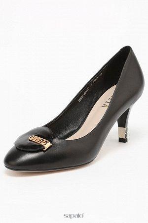 Прекрасные кожаные туфли на 36 размер.