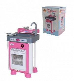 """Набор """"Carmen"""" №1 с посудомоечной машиной (в коробке)"""
