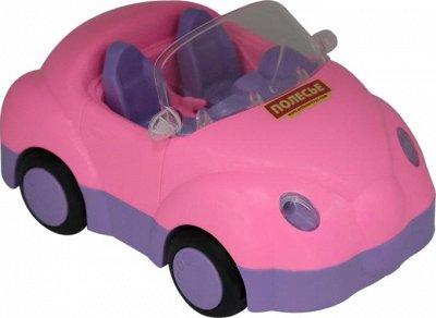 Полесье. Любимые игрушки из пластика. Успеем до повышения — Машинки, разное — Машины, железные дороги