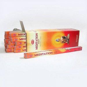 Благовония HEM, четырехгранники, Meditation (Медитация)