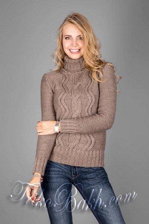 Приятный свитер 42-44 размер