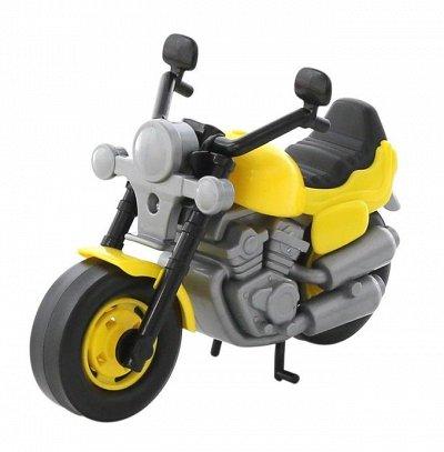 Полесье. Любимые игрушки из пластика. Успеем до повышения — Мотоцикл — Машины, железные дороги