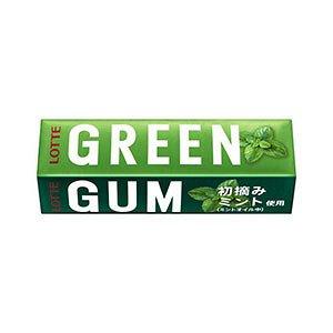 Жевательная резинка GREEN GUM