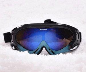 Очки для сноубординга.