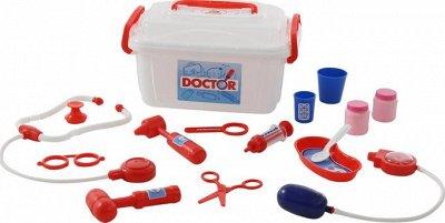 Осенний ценопад до 60%! Детский микс: одежда, игрушки, книги — Маленький доктор — Игрушки и игры