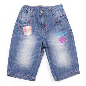 Шорты джинсовые СИНИЙ