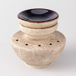 Цикламен, аромалампа, керамика, 8х6х14 см