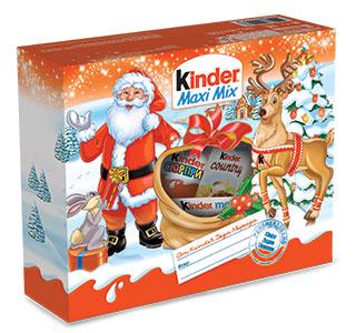 Новогодние сладости! 🎄Готовим подарки к празднику  — Подарочные наборы Kinder — Кондитерские изделия