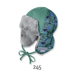 Продам детскую зимнюю шапку
