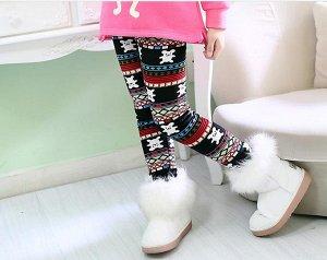 красивые тёплые штанишки на 110