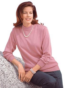 Пуловеры женский большого размера