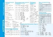 Алгебра. Тригонометрия