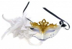 Новогодняя-карнавальная маска